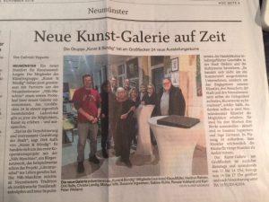 01/2019 K&B Kunst-Galerie auf Zeit