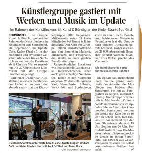 09/2019 K&B Kunstflecken Neumünster im